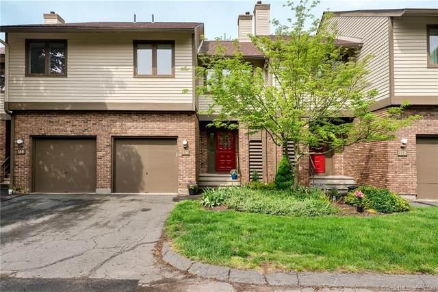 170 Hunters Lane #170, Newington, CT 06111 (MLS #170295862) :: Spectrum Real Estate Consultants