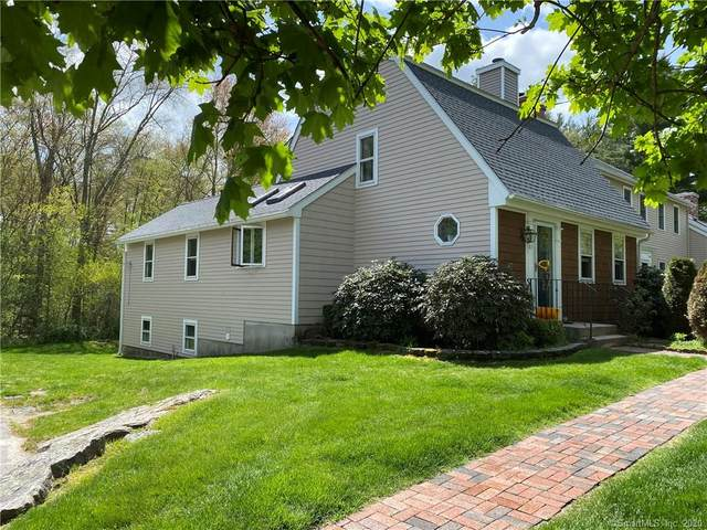 63 Independence Drive #63, Mansfield, CT 06250 (MLS #170295925) :: The Higgins Group - The CT Home Finder