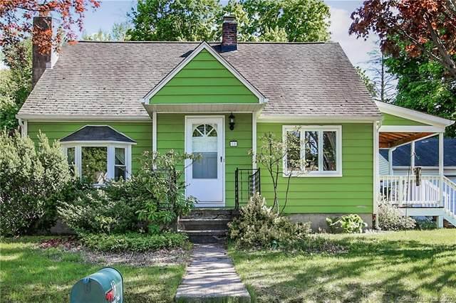 18 Fleetwood Park, Bethel, CT 06801 (MLS #170295941) :: The Higgins Group - The CT Home Finder