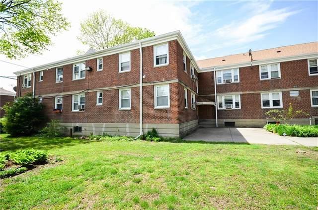 85 Canaan Bldg 80 Court #21, Stratford, CT 06614 (MLS #170296001) :: Spectrum Real Estate Consultants
