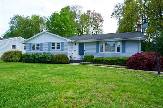 83 Red Top Drive, West Hartford, CT 06110 (MLS #170296083) :: Spectrum Real Estate Consultants