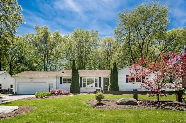 55 Tumblebrook Lane, West Hartford, CT 06117 (MLS #170296092) :: Coldwell Banker Premiere Realtors