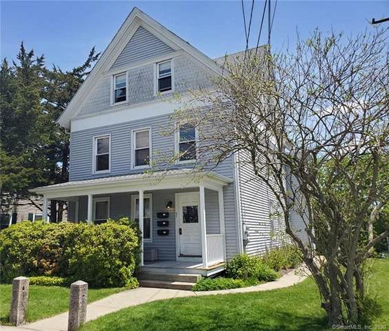 31 Stillman Avenue, Stonington, CT 06379 (MLS #170296181) :: Spectrum Real Estate Consultants