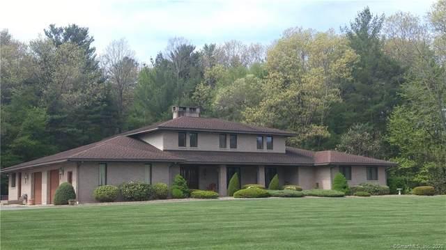 296 North Road, East Windsor, CT 06016 (MLS #170296196) :: Kendall Group Real Estate | Keller Williams