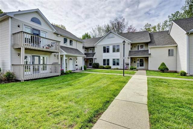 25 Millbrook Court #25, Newington, CT 06111 (MLS #170296215) :: Spectrum Real Estate Consultants