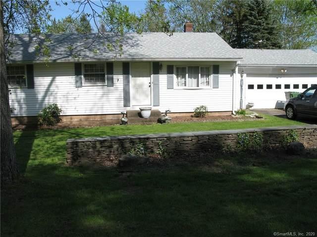 160 Ridgewood Road, Middletown, CT 06457 (MLS #170296247) :: GEN Next Real Estate