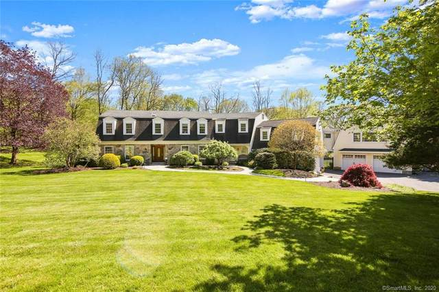 174 Ridgecrest Road, Stamford, CT 06903 (MLS #170296259) :: The Higgins Group - The CT Home Finder