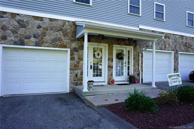 28 Armstrong Road C24, Coventry, CT 06238 (MLS #170296315) :: Team Feola & Lanzante | Keller Williams Trumbull