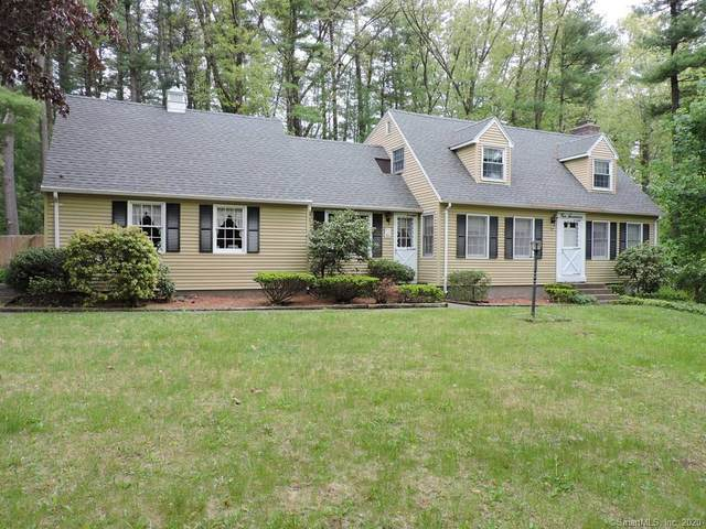 417 Billings Road, Somers, CT 06071 (MLS #170296321) :: GEN Next Real Estate