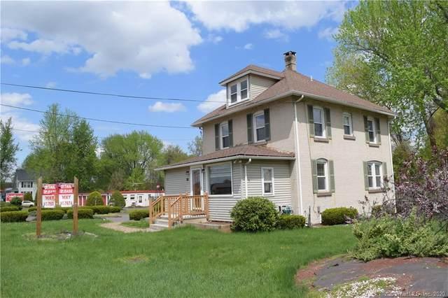 25 S Main Street, East Windsor, CT 06088 (MLS #170296399) :: Kendall Group Real Estate | Keller Williams