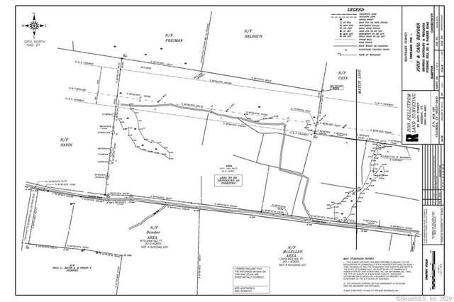 0 Pudding Hill Road, Hampton, CT 06247 (MLS #170296414) :: Carbutti & Co Realtors