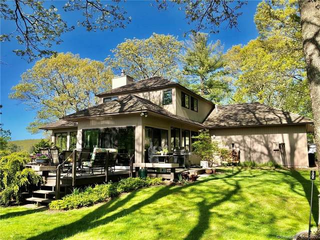 44 Clipper Point Road, Stonington, CT 06355 (MLS #170296474) :: The Higgins Group - The CT Home Finder