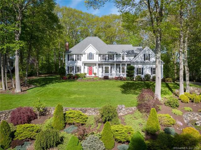 9 Newcastle Drive, Avon, CT 06001 (MLS #170296478) :: Spectrum Real Estate Consultants