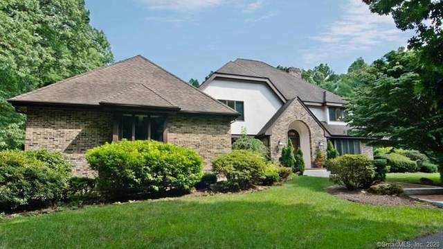 46 Lord Davis Lane, Avon, CT 06001 (MLS #170296487) :: Spectrum Real Estate Consultants