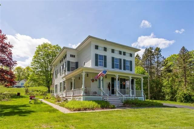 523 Ridgewood Road, Middletown, CT 06457 (MLS #170296506) :: GEN Next Real Estate