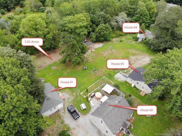 454 Norwich Westerly Road, North Stonington, CT 06359 (MLS #170296509) :: Spectrum Real Estate Consultants