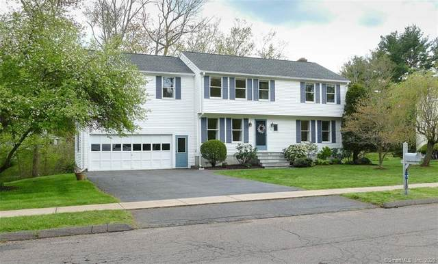 121 Vineyard Drive, Berlin, CT 06037 (MLS #170296602) :: Kendall Group Real Estate | Keller Williams