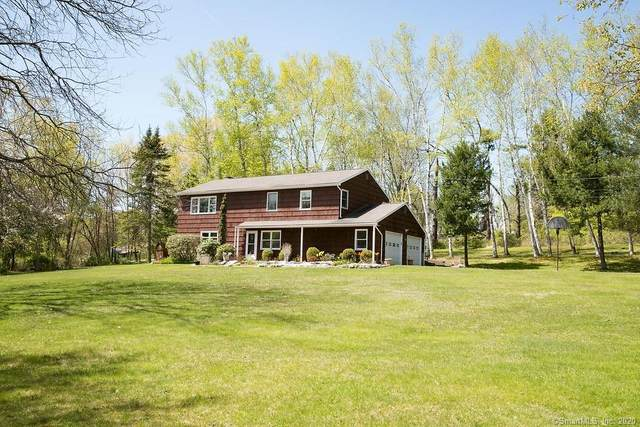 4 Heather Lane, Brookfield, CT 06804 (MLS #170296717) :: Carbutti & Co Realtors