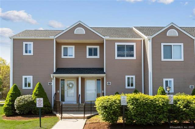 125 Stoneheights Drive #125, Waterford, CT 06385 (MLS #170296786) :: Spectrum Real Estate Consultants