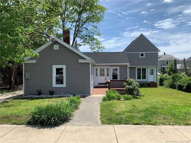 33 Pleasant Street, Groton, CT 06340 (MLS #170296883) :: The Higgins Group - The CT Home Finder