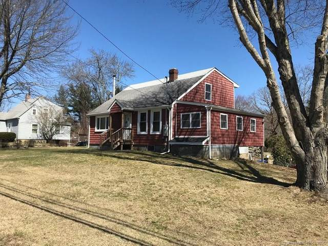 144 Stafford Road, Mansfield, CT 06250 (MLS #170296885) :: The Higgins Group - The CT Home Finder
