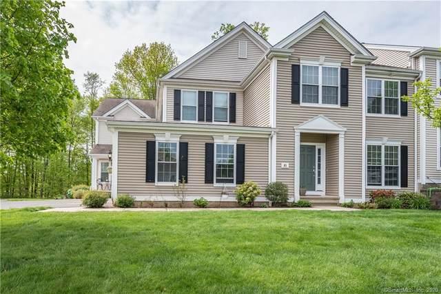 85 Barkledge Drive #85, Newington, CT 06111 (MLS #170296943) :: Spectrum Real Estate Consultants