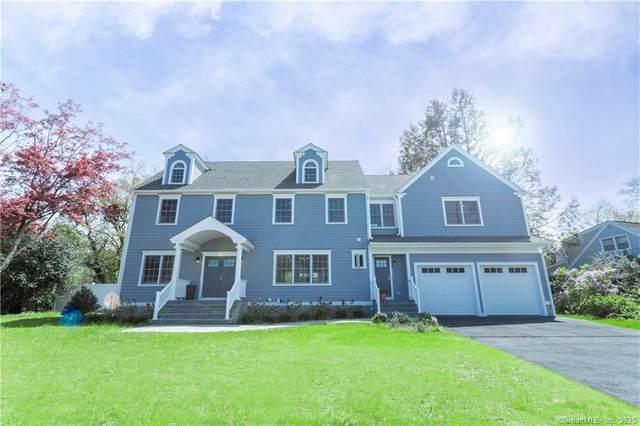 11 Tuckahoe Lane, Fairfield, CT 06824 (MLS #170296965) :: Carbutti & Co Realtors