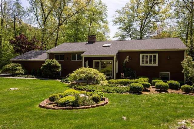 1171 Riverbank Road, Stamford, CT 06903 (MLS #170296969) :: The Higgins Group - The CT Home Finder