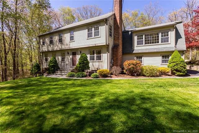 55 Ledgewood Drive, Wilton, CT 06897 (MLS #170296986) :: Carbutti & Co Realtors