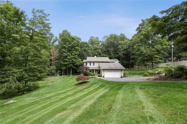445 Branchville Road, Ridgefield, CT 06877 (MLS #170296989) :: The Higgins Group - The CT Home Finder