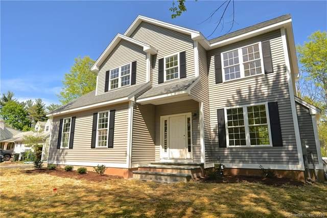 900 Willard Avenue, Newington, CT 06111 (MLS #170297001) :: Spectrum Real Estate Consultants