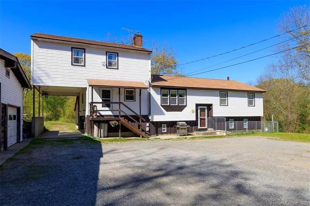 14 Dark Lantern Hill Road, Killingly, CT 06239 (MLS #170297048) :: Anytime Realty