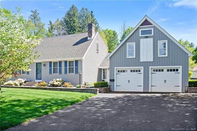6 Ridge Road, East Windsor, CT 06016 (MLS #170297077) :: Kendall Group Real Estate | Keller Williams
