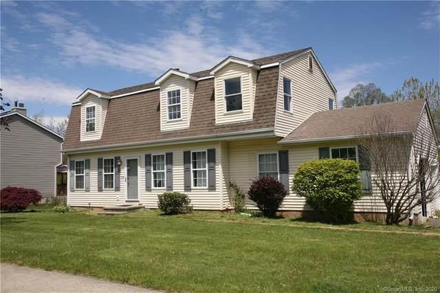 300 Briarwood Lane, Middletown, CT 06457 (MLS #170297081) :: GEN Next Real Estate