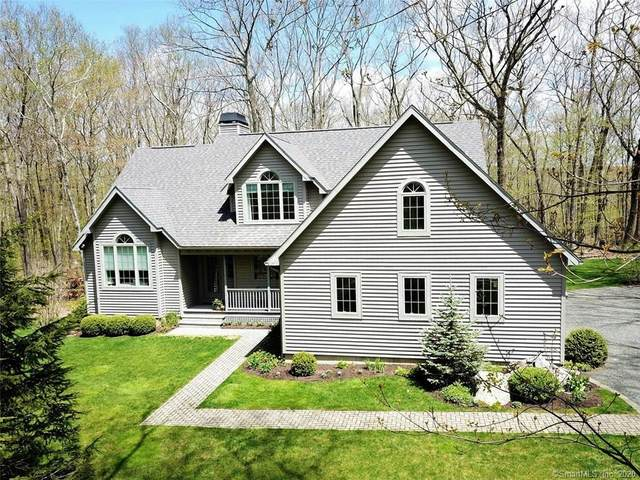 82 Red Horse Hill, Sharon, CT 06069 (MLS #170297148) :: Mark Boyland Real Estate Team