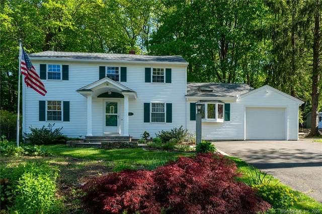 92 Ledgecrest Drive, Newington, CT 06111 (MLS #170297176) :: Spectrum Real Estate Consultants