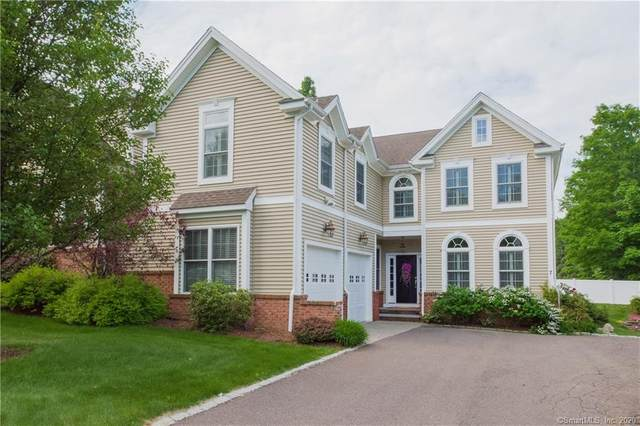 7 Creekside Lane #7, West Hartford, CT 06107 (MLS #170297245) :: Spectrum Real Estate Consultants