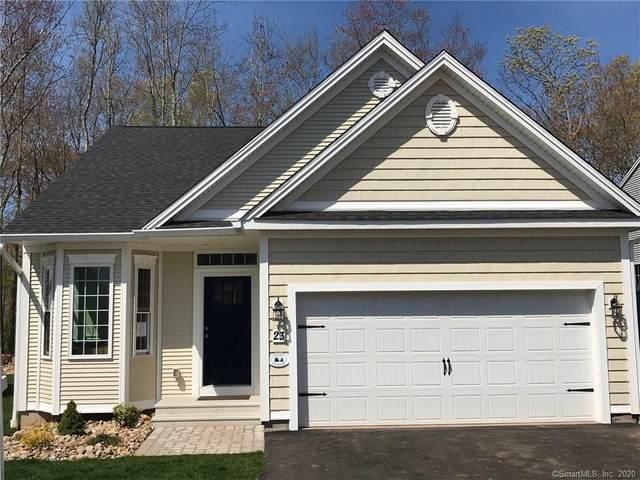 UNIT 11 Webster Lane #11, Middletown, CT 06457 (MLS #170297258) :: GEN Next Real Estate