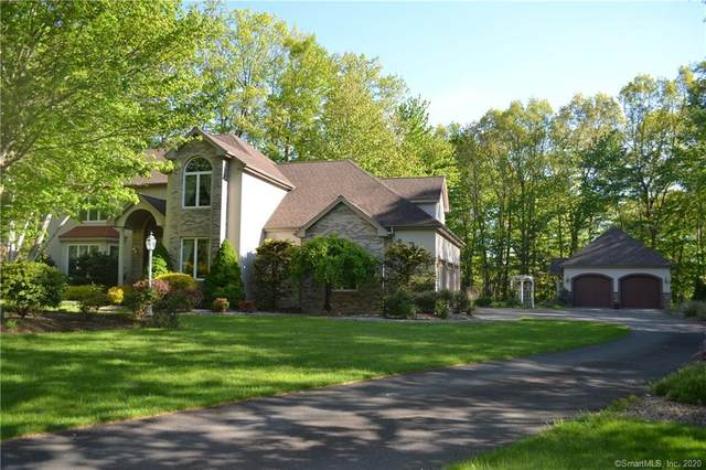 131 Brentwood Drive, Southington, CT 06489 (MLS #170297398) :: Spectrum Real Estate Consultants