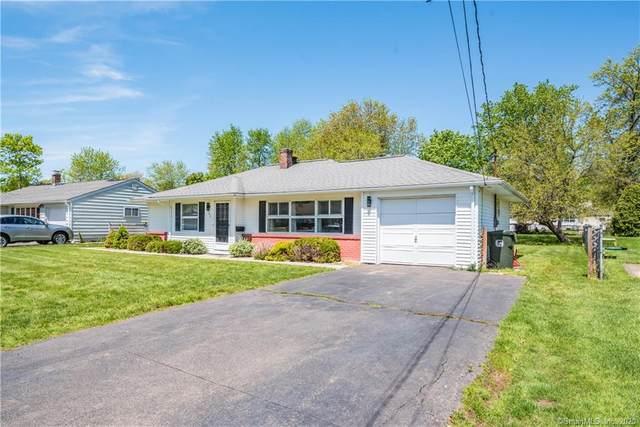 102 Reservoir Road, Newington, CT 06111 (MLS #170297599) :: Spectrum Real Estate Consultants
