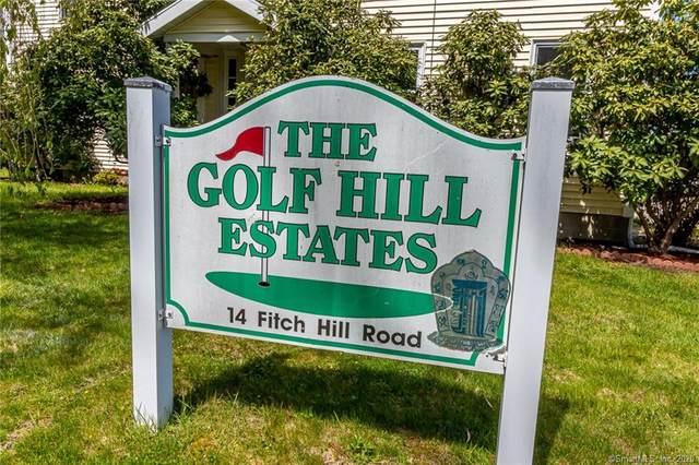 14E Old Fitch Hill Road E, Montville, CT 06382 (MLS #170297604) :: Michael & Associates Premium Properties | MAPP TEAM