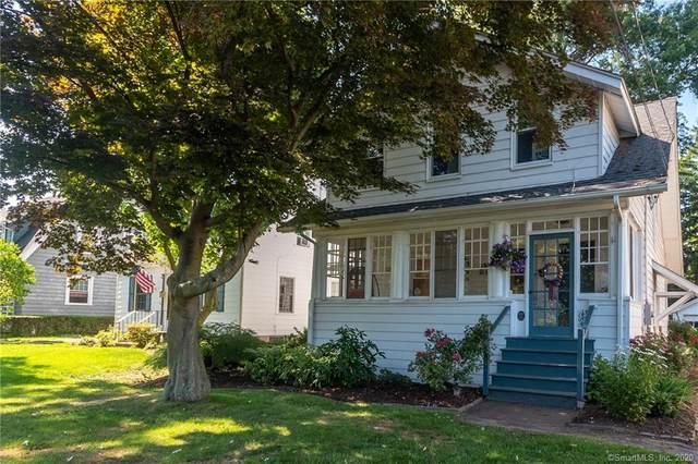 1576 Boulevard, West Hartford, CT 06107 (MLS #170297624) :: Spectrum Real Estate Consultants