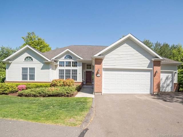 73 Emily Way #73, West Hartford, CT 06107 (MLS #170297687) :: Spectrum Real Estate Consultants