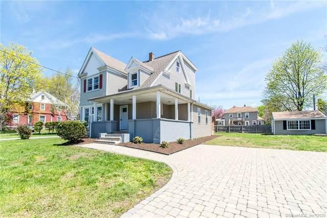 26 Dartmouth Place, Newington, CT 06111 (MLS #170297828) :: Spectrum Real Estate Consultants