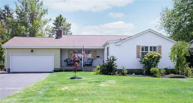 37 Grissom Drive, West Hartford, CT 06110 (MLS #170297839) :: Spectrum Real Estate Consultants