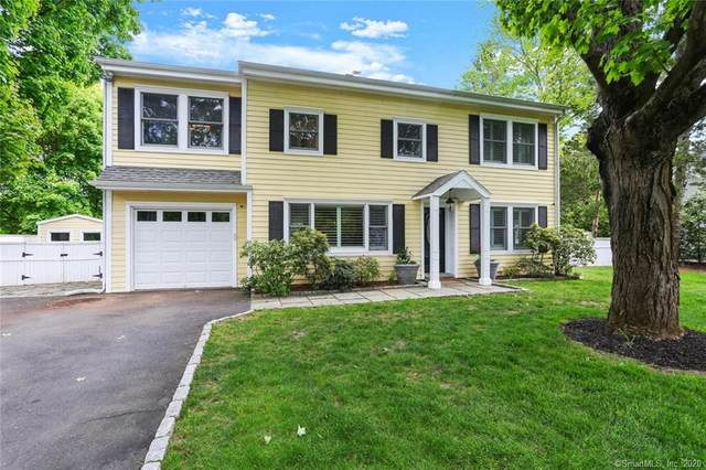 129 Long Hill Drive, Stamford, CT 06902 (MLS #170297852) :: The Higgins Group - The CT Home Finder