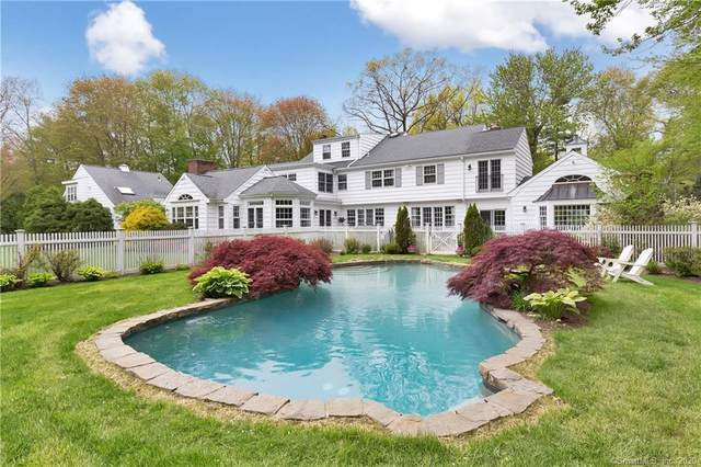 100 Stephen Mather Road, Darien, CT 06820 (MLS #170297887) :: The Higgins Group - The CT Home Finder