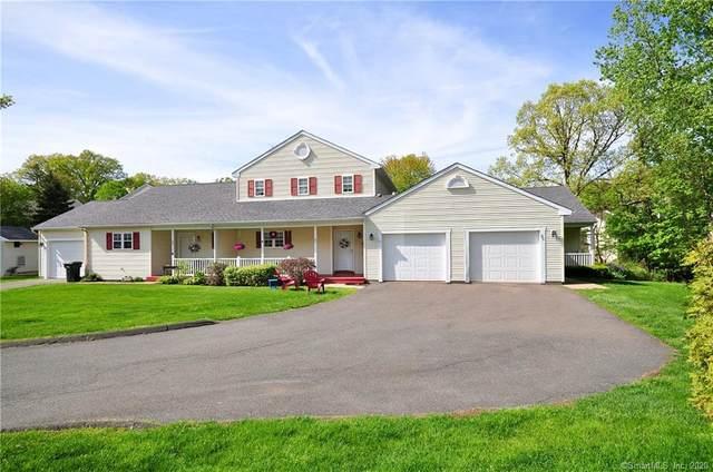 58 Dibble Hollow Lane #58, Windsor Locks, CT 06096 (MLS #170297927) :: NRG Real Estate Services, Inc.