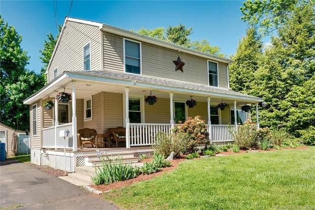 7 W Street Terrace, Cromwell, CT 06416 (MLS #170297960) :: Carbutti & Co Realtors
