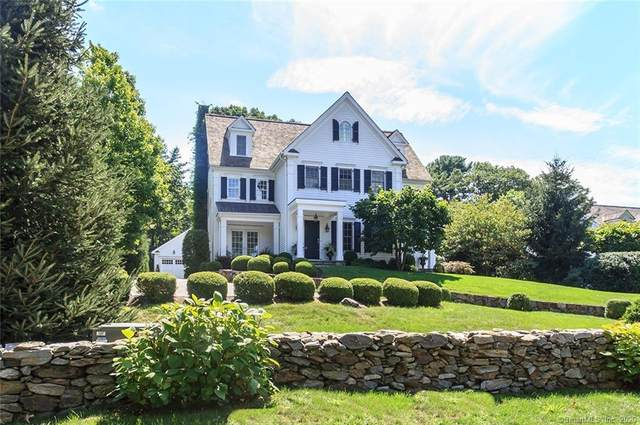 321 Taintor Drive, Fairfield, CT 06890 (MLS #170297989) :: Carbutti & Co Realtors